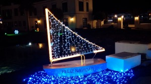 Feliz Navidad auf Lanzarote