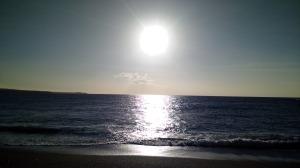 Abendsonne auf Lanzarote