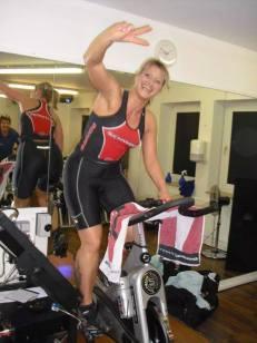 Steffi Indoor Cycling