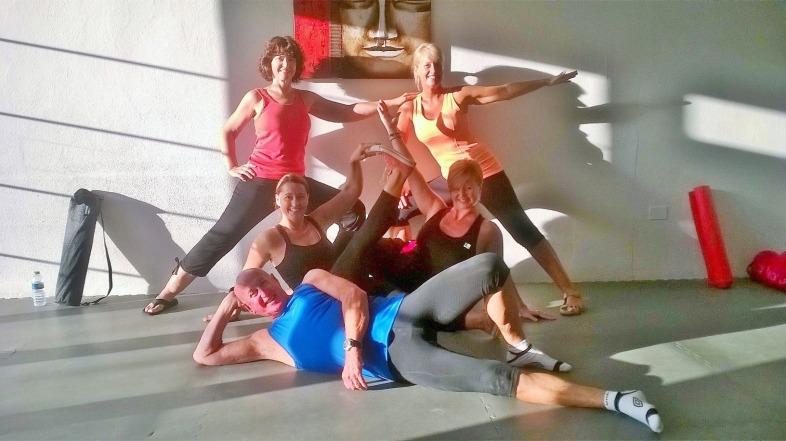 Yoga Schüler