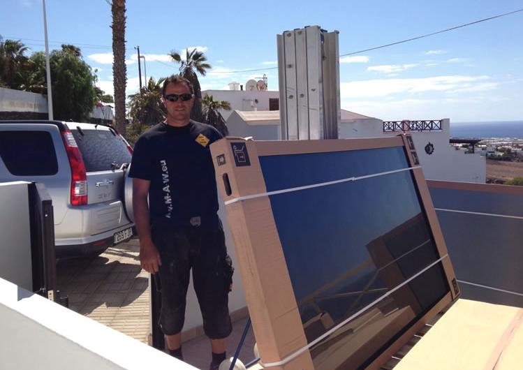MEN AT WORK Solaranlagen 1
